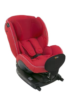 BeSafe Child Car Seat iZi Kid X2 i-Size Sunset Melange 2019 - large image