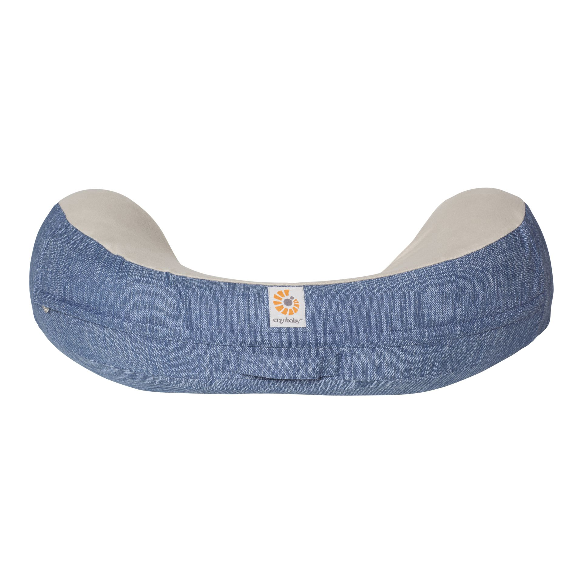 Ergobaby Nursing Pillow Vintage Blue Buy At Kidsroom