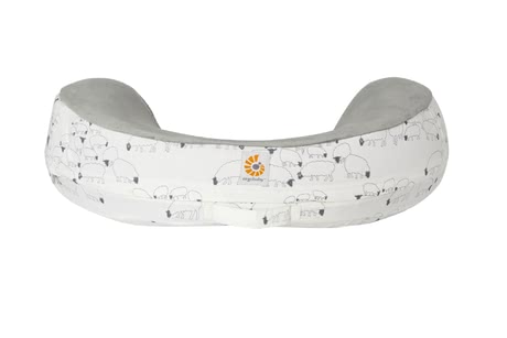 Ergobaby nursing pillow - Tummy-to-tummy with your little offspring.