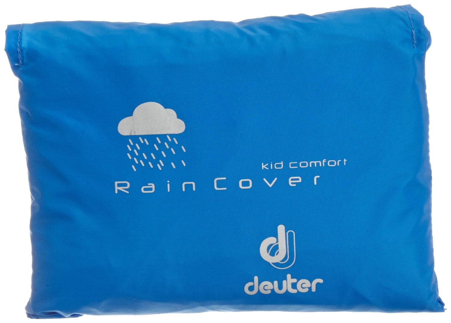 deuter kid comfort deluxe rain cover coolblue 2016 buy. Black Bedroom Furniture Sets. Home Design Ideas