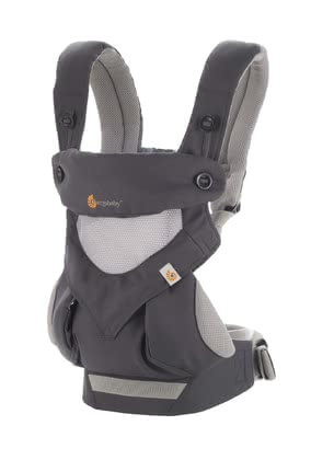 Ergobaby 360° Baby Carrier Cool Air Mesh - * Ergobaby baby carrier 360° Carrier Black Camel - The Ergobaby baby carrier 360° Carrier offers your child an all around view thanks to four different carrying positions.