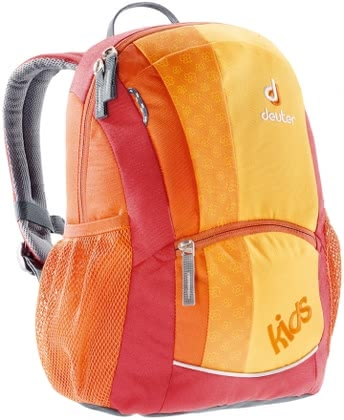 Deuter Kids children's backpack orange 2016 - large image