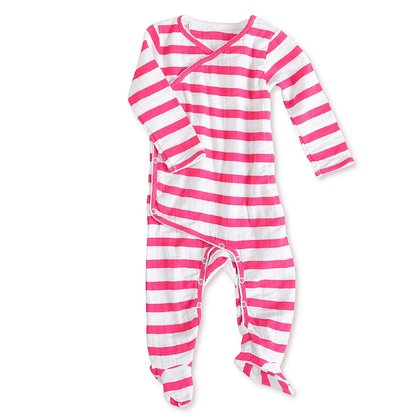 aden+anais pajamas/romper suit - * The babygrow by aden+anis will provide a carefree putting on and taking off your little one's clothes and keeping him/her warm from tip to toe.