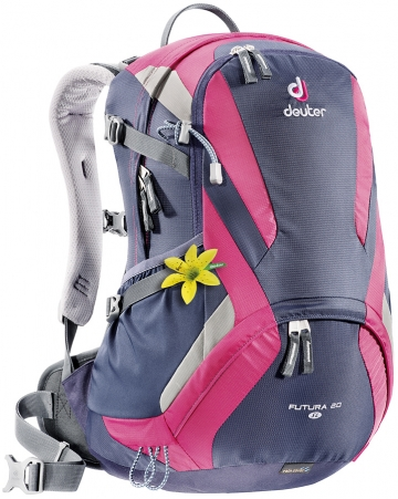 Deuter Women S Hiking Backpack Futura 20 Sl In Blueberry