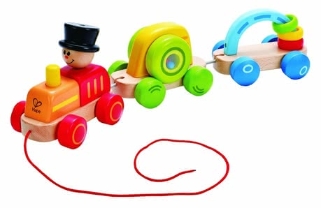 Hape train - large image