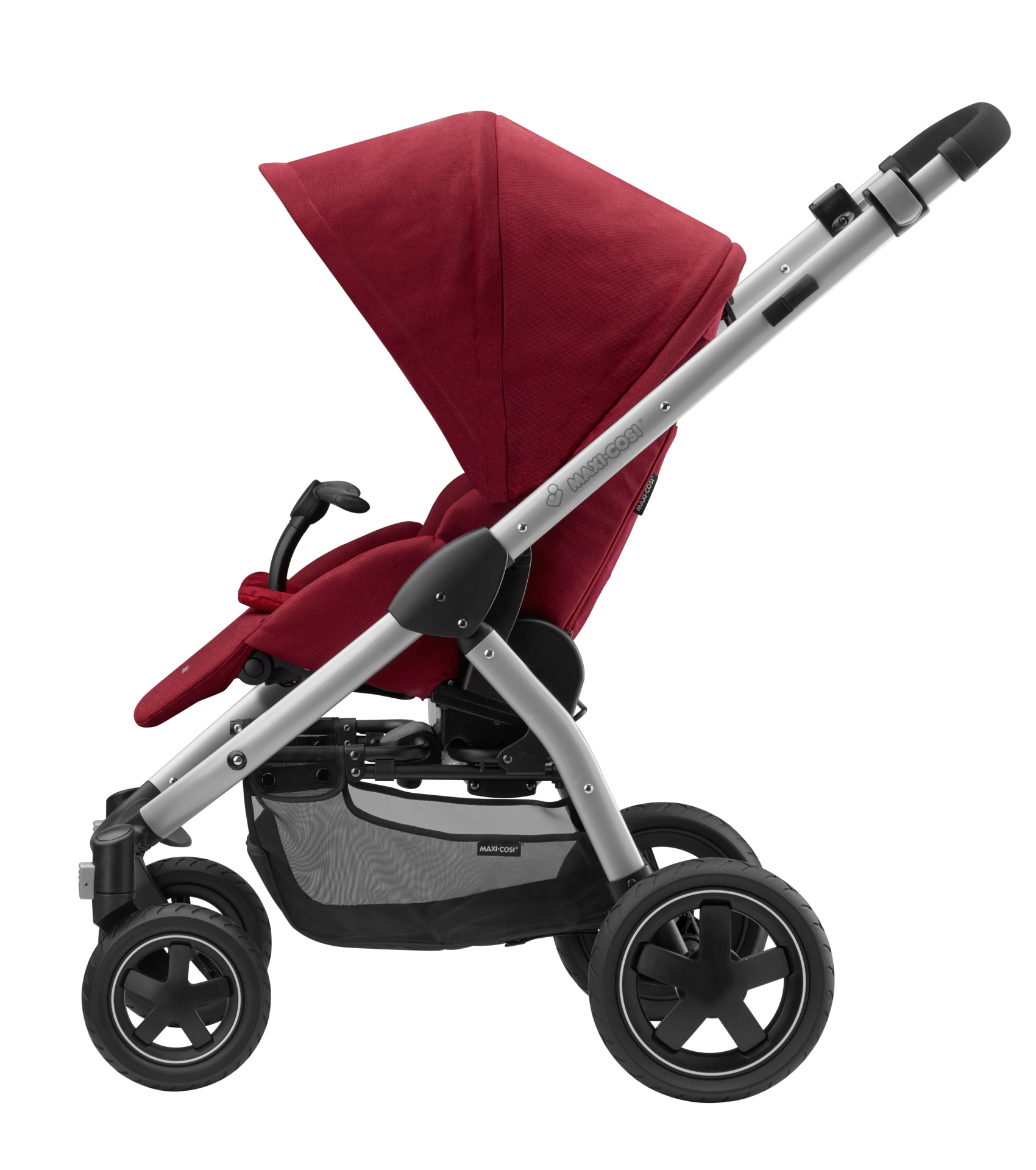 maxi cosi stroller stella 2017 black raven buy at kidsroom strollers. Black Bedroom Furniture Sets. Home Design Ideas