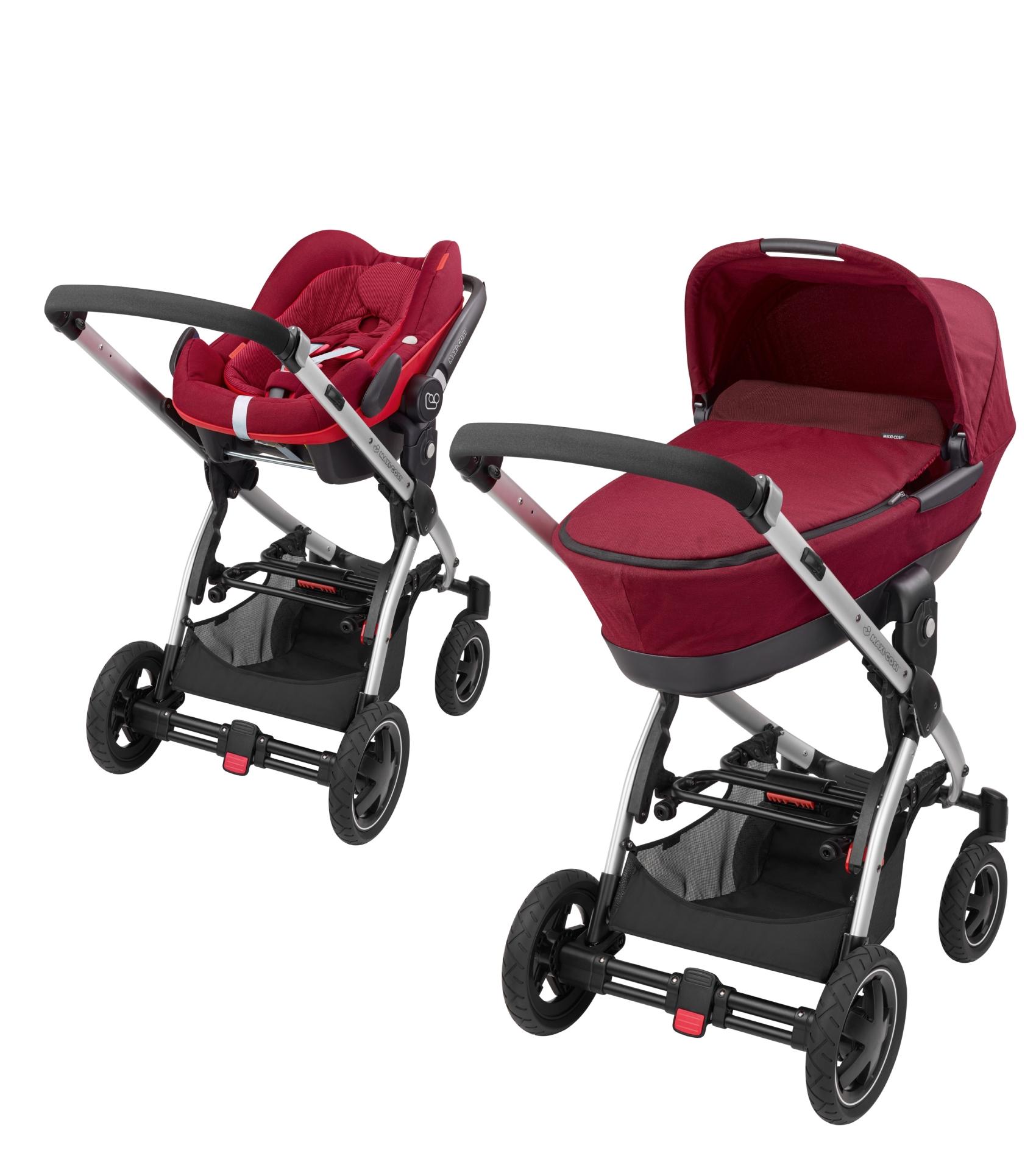 maxi cosi stroller stella 2017 sparkling grey buy at. Black Bedroom Furniture Sets. Home Design Ideas