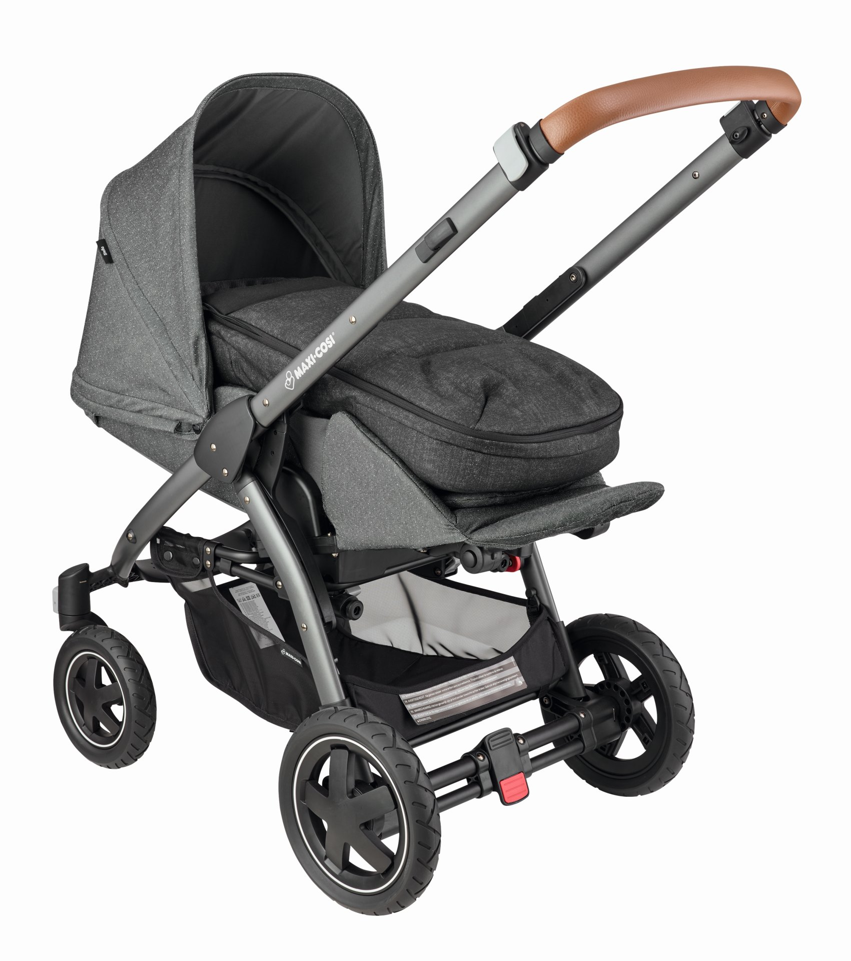 maxi cosi stroller stella 2019 sparkling grey buy at. Black Bedroom Furniture Sets. Home Design Ideas