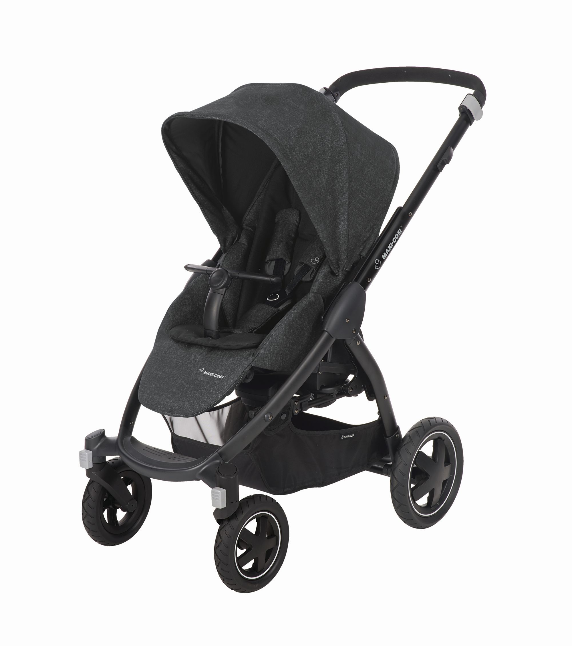 maxi cosi stroller stella 2018 nomad black buy at. Black Bedroom Furniture Sets. Home Design Ideas