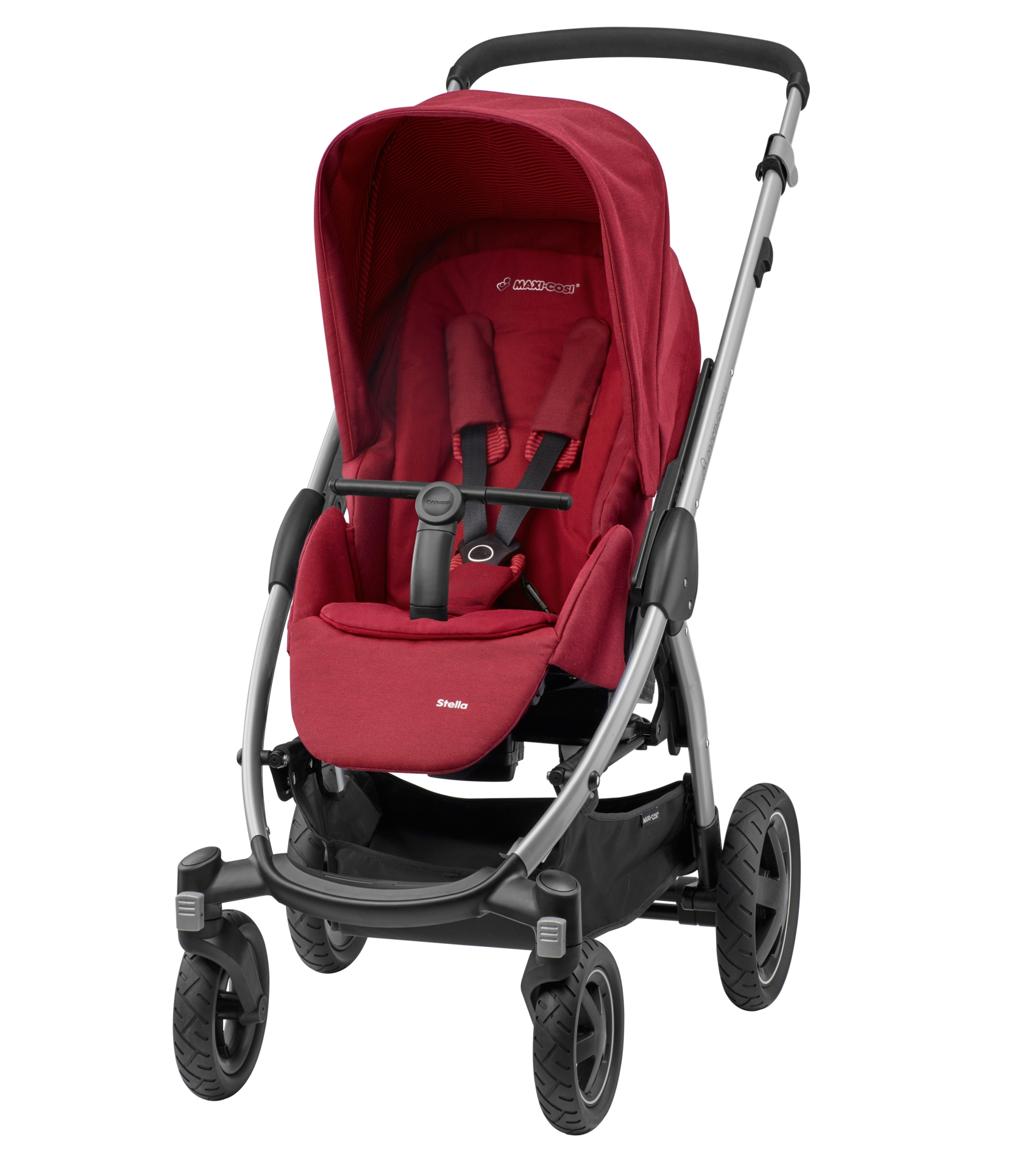maxi cosi stroller stella 2017 robin red buy at kidsroom. Black Bedroom Furniture Sets. Home Design Ideas