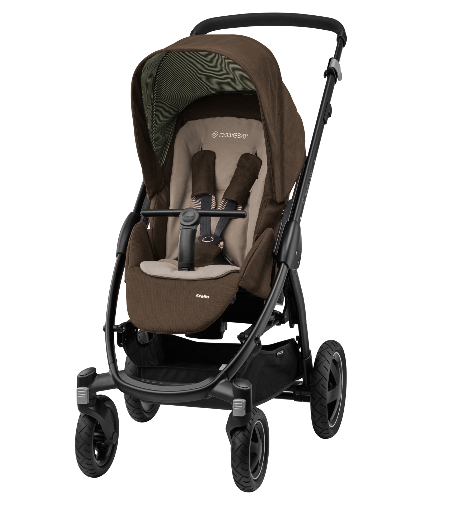 maxi cosi stroller stella 2017 earth brown buy at. Black Bedroom Furniture Sets. Home Design Ideas