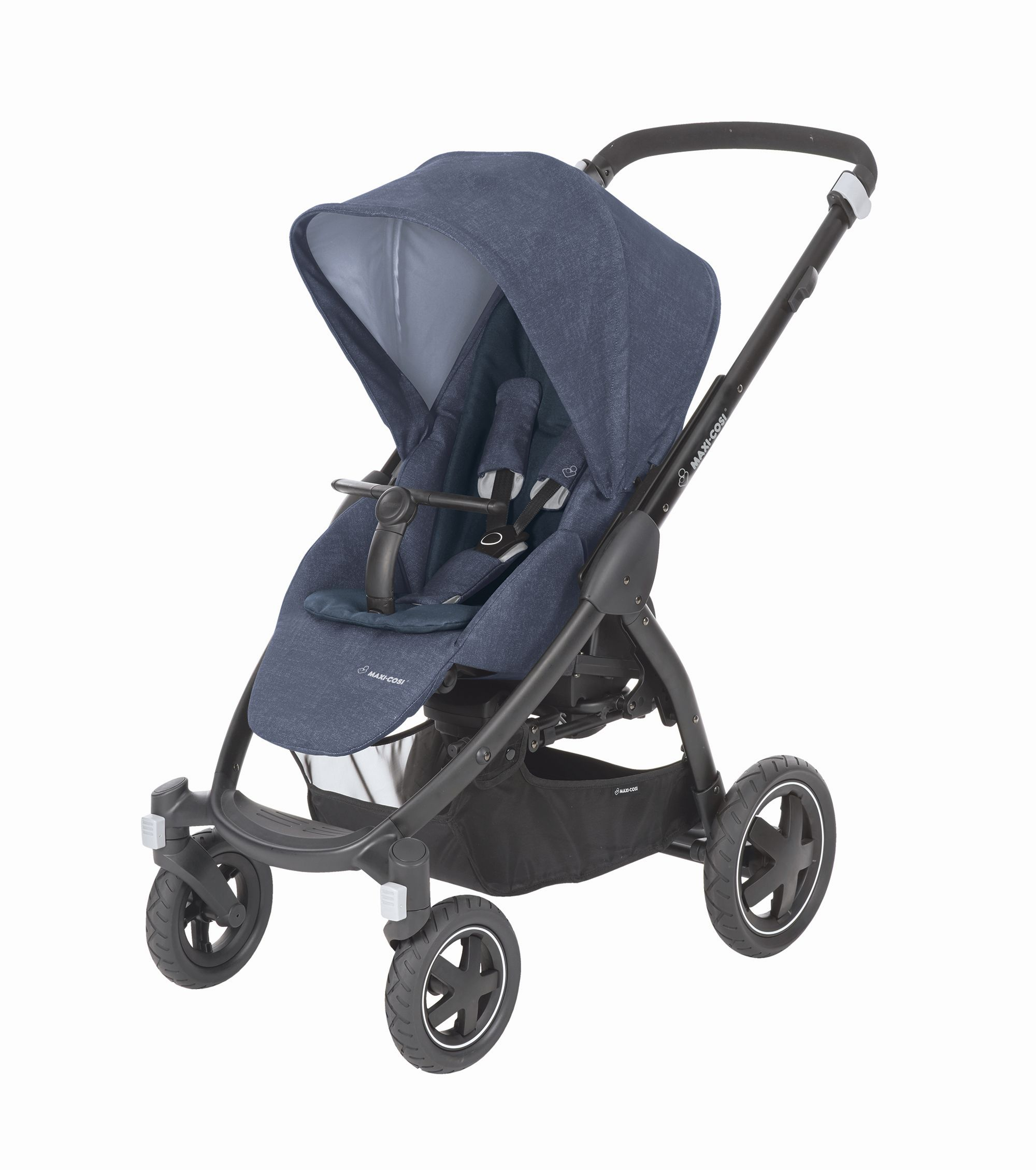 maxi cosi stroller stella 2018 nomad blue buy at. Black Bedroom Furniture Sets. Home Design Ideas