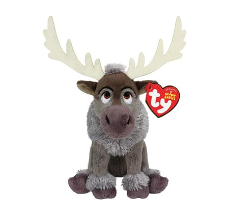 Disney Frozen plush toy Sven with sound 2016 - large image
