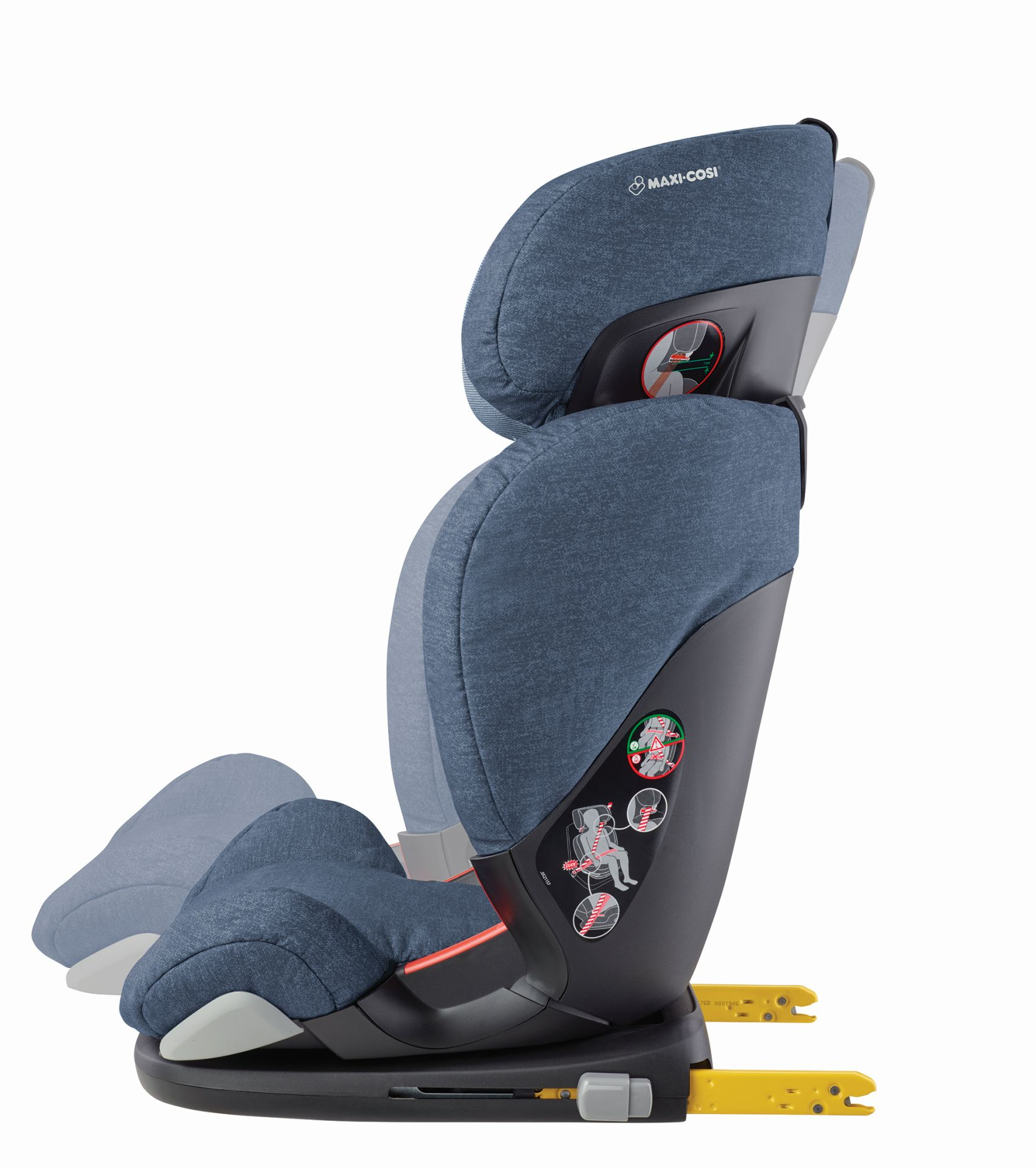 maxi cosi child car seat rodifix airprotect 2018 nomad. Black Bedroom Furniture Sets. Home Design Ideas