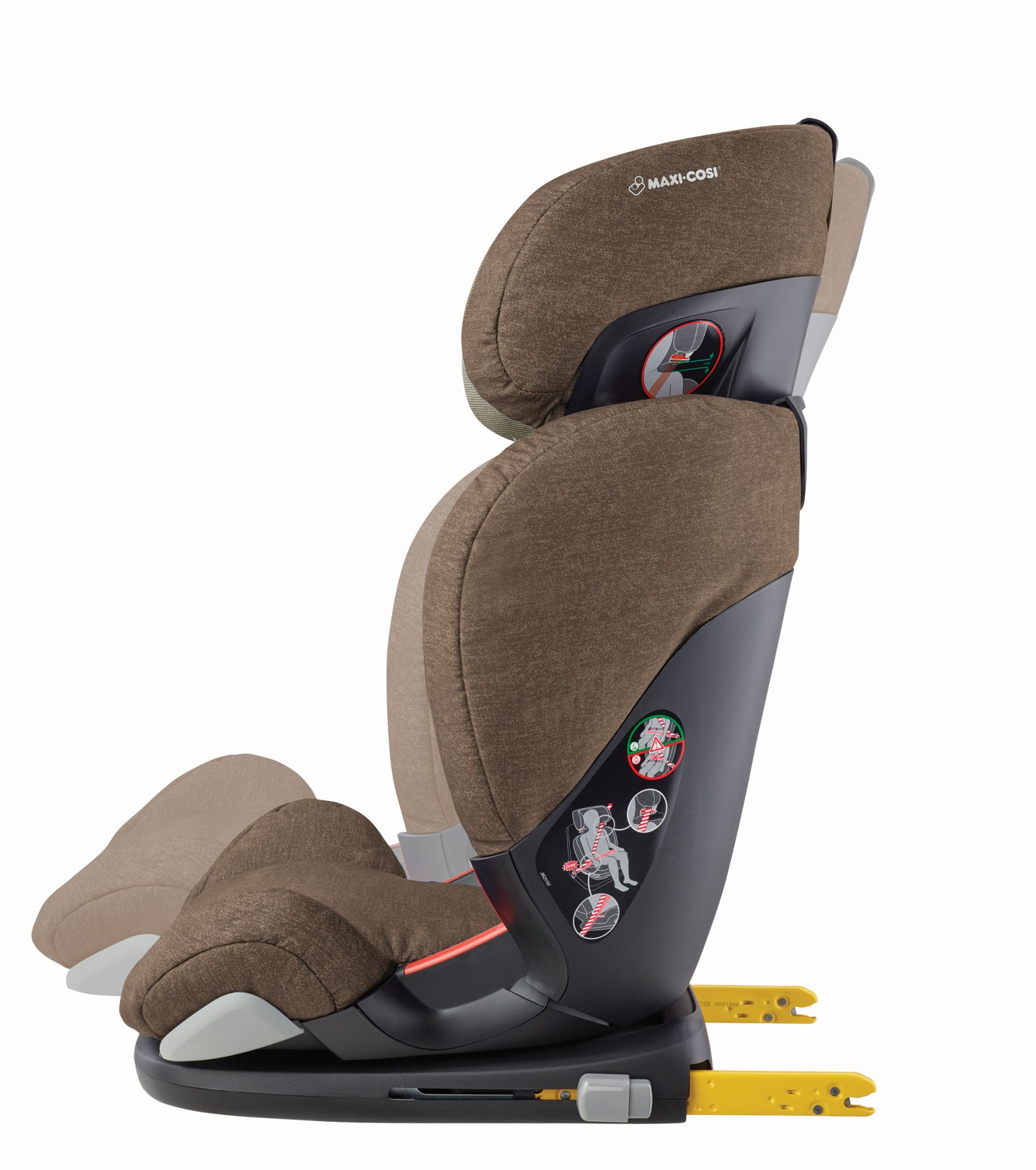 Maxi Cosi Airprotect : maxi cosi child car seat rodifix airprotect 2018 nomad brown buy at kidsroom car seats ~ Watch28wear.com Haus und Dekorationen