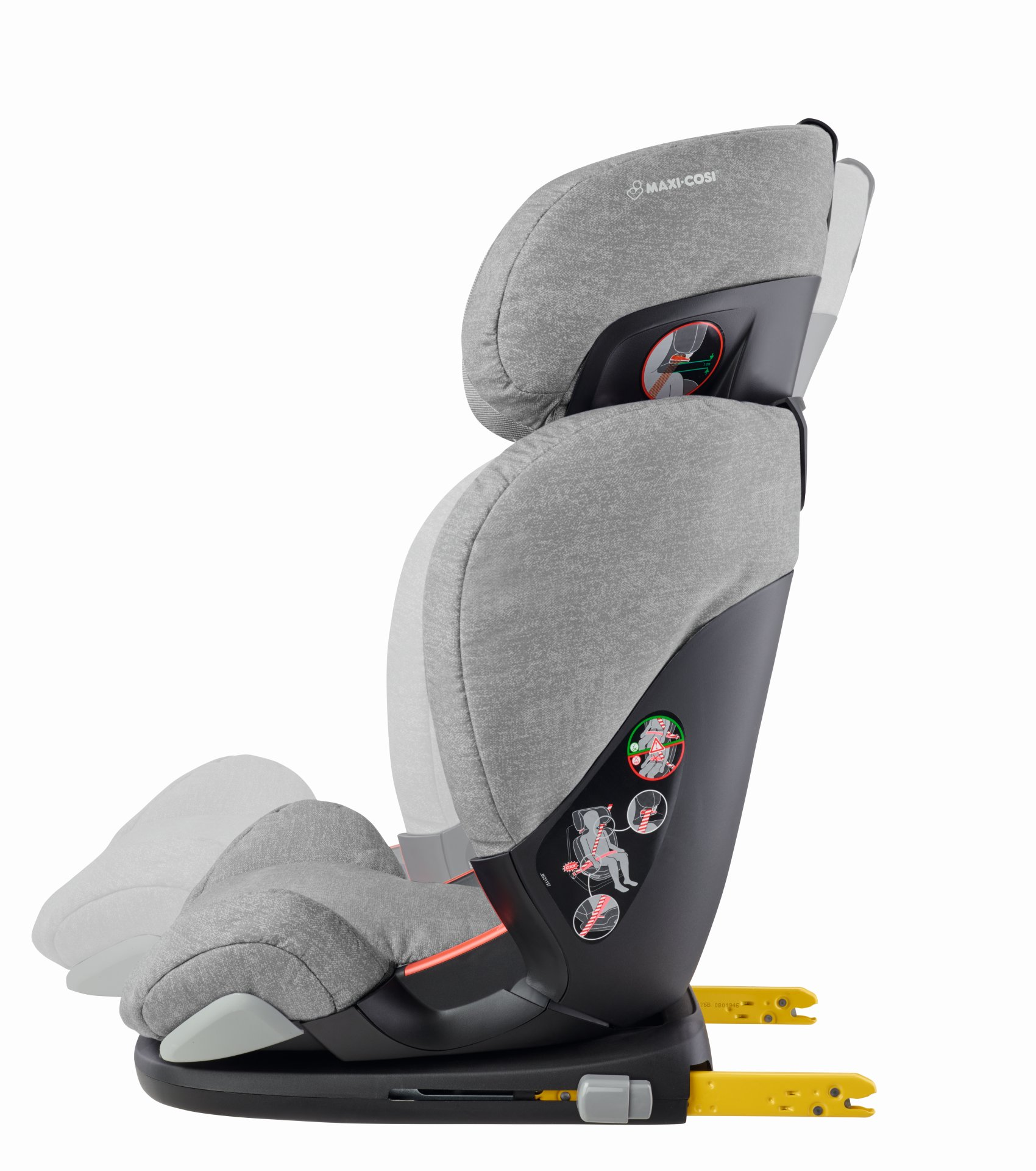 maxi cosi child car seat rodifix airprotect 2019 nomad grey buy at kidsroom car seats. Black Bedroom Furniture Sets. Home Design Ideas