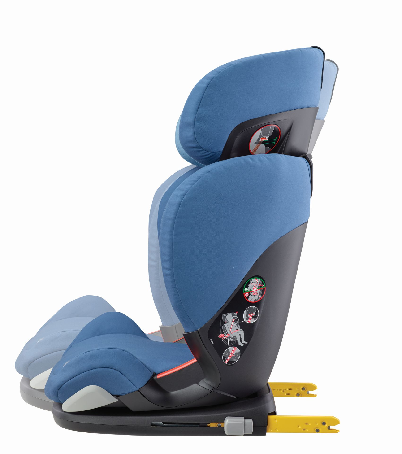 Maxi cosi safety seat rodifix airprotect 2018 frequency for Maxi cosi housse