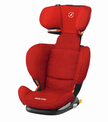 Maxi-Cosi Child Car Seat RodiFix AirProtect® Nomad Red 2020 - large image