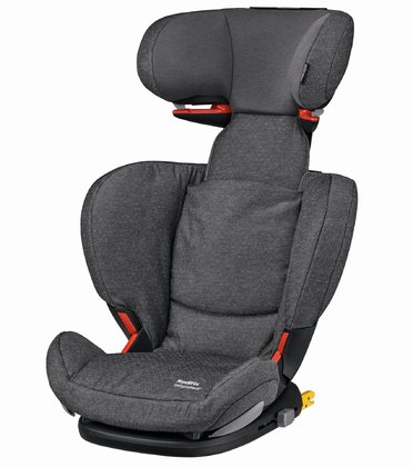 Maxi-Cosi Child Car Seat RodiFix AirProtect® Sparkling grey 2019 - large image