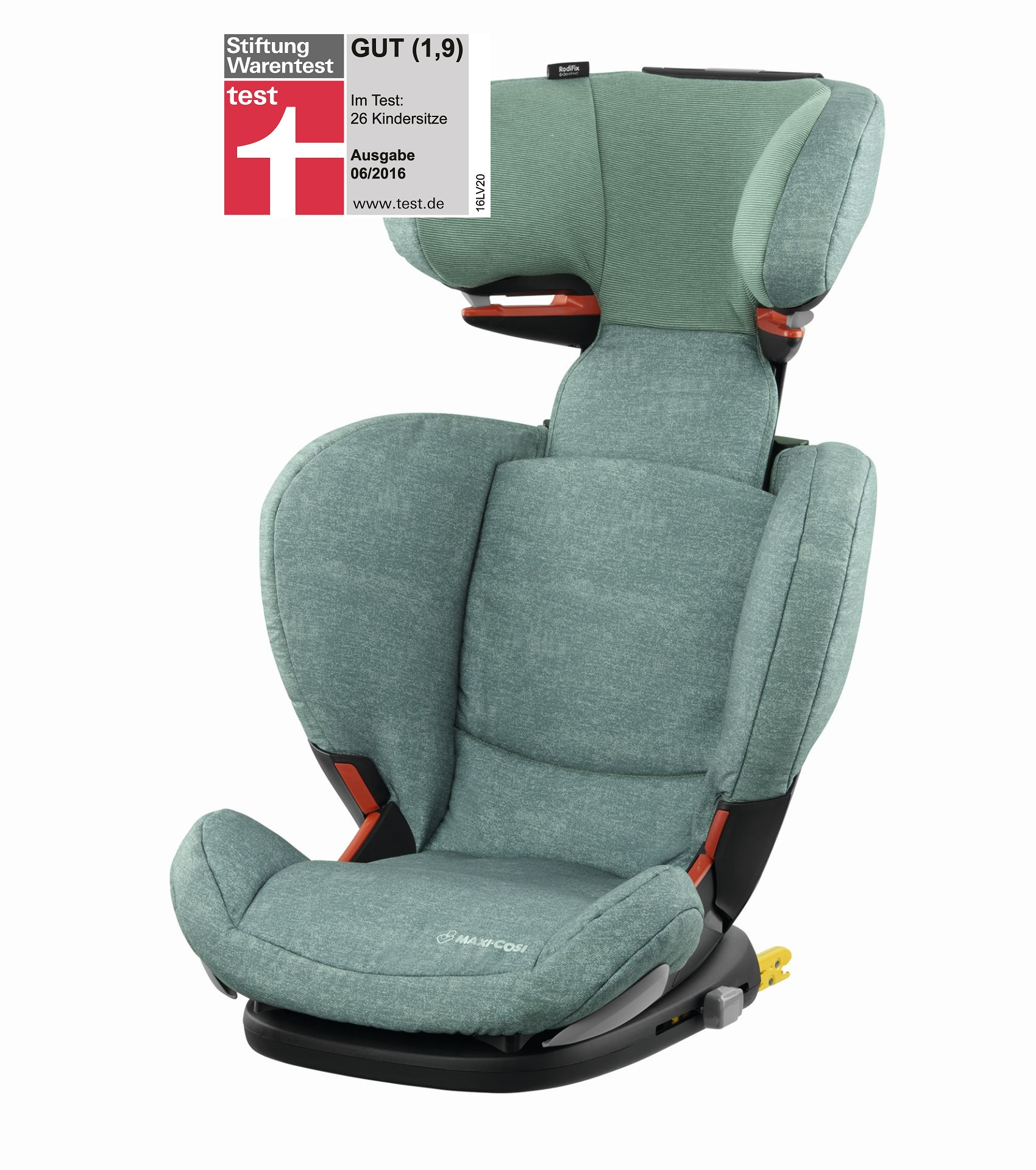 maxi cosi safety seat rodifix airprotect 2017 nomad green buy at kidsroom car seats. Black Bedroom Furniture Sets. Home Design Ideas