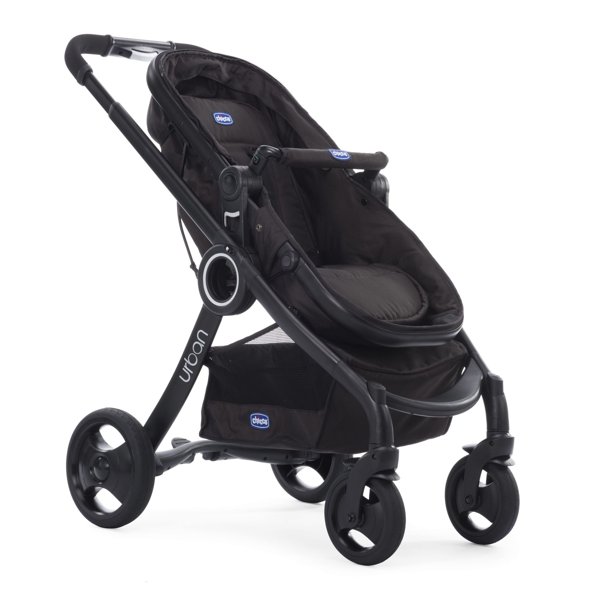 Chicco sport stroller urban plus crossover 2018 buy at for Chaise 3 en 1 chicco