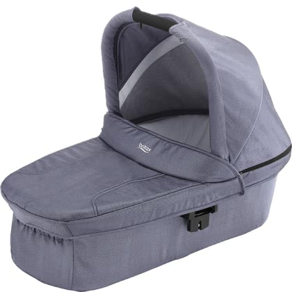 Britax Römer Hard Carrycot - * The Britax Carrycot is suitable for the pushchairs SMILE 2, B-READY, B-Agile 3 and 4, B-Agile 4 plus, B-Motion 3 and 4, B-Motion 4 plus