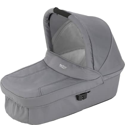 Britax Römer Hard Carrycot Steel Grey 2019 - large image