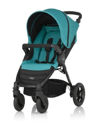 Britax B-Motion 4 Lagoon Green 2018 - large image