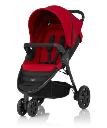 Britax B-Agile 3 Flame Red 2017 - large image