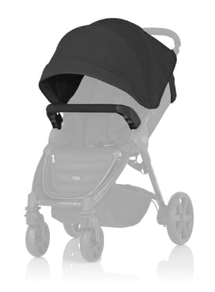 "Britax B-AGILE and B-MOTION Canopy Pack -  * The colorful ""Canopy Pack"" makes your Britax B-Agile Plus or Britax B-Motion Plus complete."