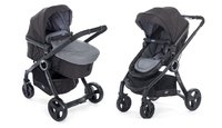 "Chicco Complete Set Urban Plus Crossover + Chicco ""Color Pack"" -  * The Chicco pushchair Urban Plus Crossover + Chicco ""Color Pack"" is a versatile city companion that offers maximum comfort."