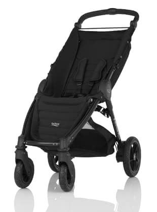 Britax stroller B-Motion 4 Plus -  * The Britax B-Motion 4 Plus is a real all-rounder – whether wind or weather, in the city or in the country.