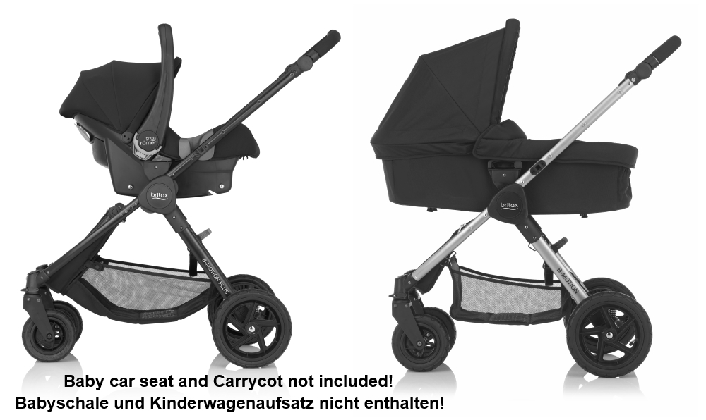 ... Britax B-MOTION 4 Plus including Canopy Pack Cosmos Black 2019 - large  image 3. Britax Römer b8797cf6c2