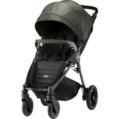 Britax B-MOTION 4 Plus including Canopy Pack Olive Denim 2020 - large image