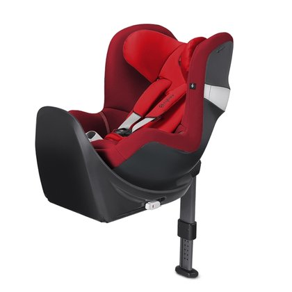 Cybex safety seat Sirona M i-Size incl. Isofix Base Mars Red - red 2016 - large image