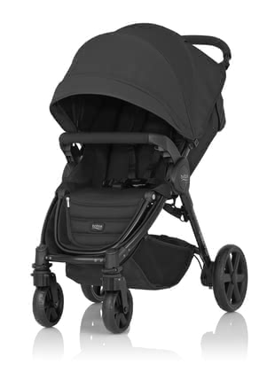 Britax B-Agile 4 Plus incl. Canopy Pack - The B-Agile 4 is a reliable companion for mama and baby – simple handling, lightweight and flexible from the first day.