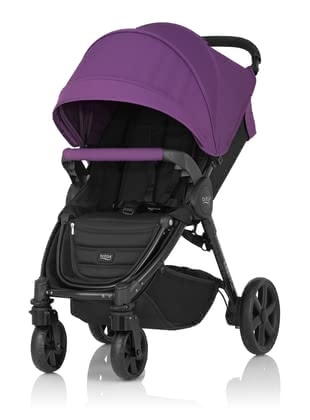 Britax B-Agile 4 Plus incl. Canopy Pack Mineral Lilac 2017 - large image