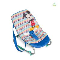 Disney Baby Bouncer Rocky, Mickey & Minnie -  * Baby bouncer Rocky by Disney comes with a super soft padding that supplies your child with maximum recline comfort.