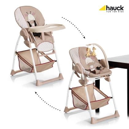 Hauck high chair Sit'n Relax Giraffe 2017 - large image