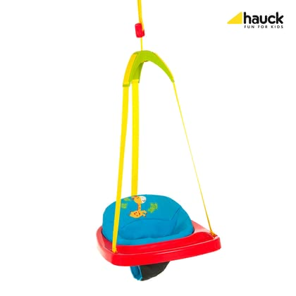 Hauck Baby Jump Jungle Fun -  * With the comfortable bouncer Jump Deluxe you are promoting the natural urge to move of your child.