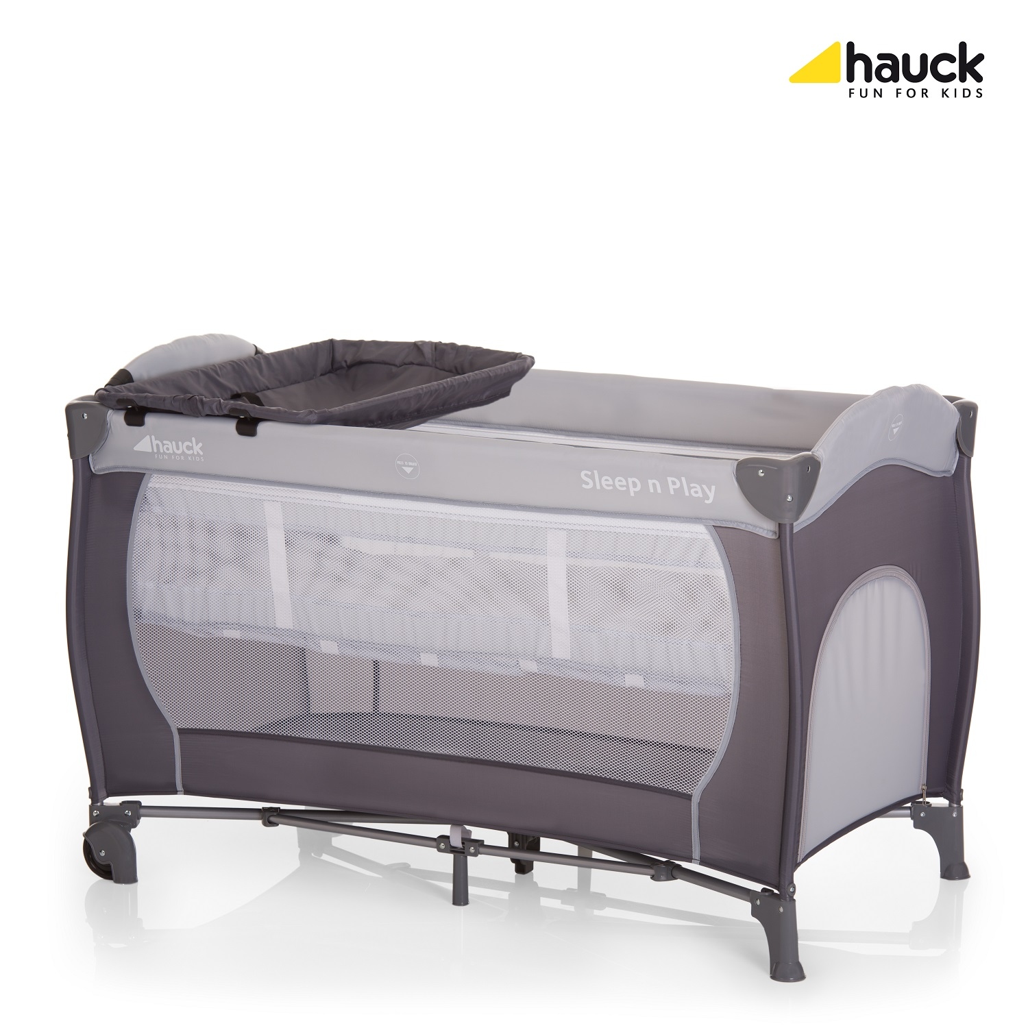 Hauck Travel Cot Sleep N Play Centre 2019 Stone Buy At