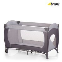 Hauck Travel Cot Sleep'n Play Go Plus -  * No matter if you are on holiday or on a visit at grandma's and granddad's, the Hauck Travel Cot Sleep'n Play Go Plus is the ideal companion for your child to feel comfy and cuddled up away from home while still being provided with the comfort and safety of his or her own bed.