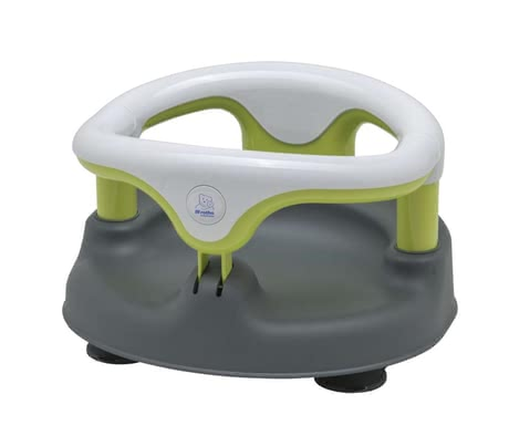 Rotho Baby Bath Seat -  * Rotho's baby bath seat is the ideal bathing aid for bath tub or shower. It helps you ease your little one's transition from bathing in a lying position in its baby bath tub to a sitting position in a standard bath tub or shower.
