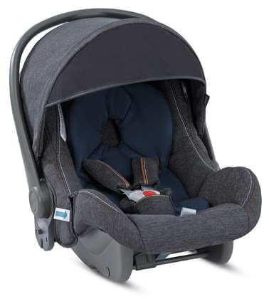 Inglesina Infant Car Seat Huggy Multifix -  * The ergonomically shaped Infant Car Seat Carrier Huggy Multifix by Inglesina provides your little one with safety and optimum protection while traveling by car.