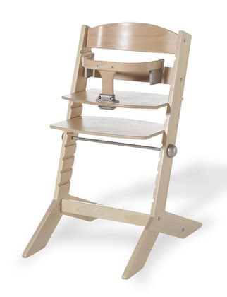"Geuther Highchair Syt -  * Highchair ""Syt"" by Geuther is made for everyone."