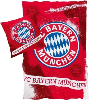 FC Bayern München Bed Linen 2017 - large image