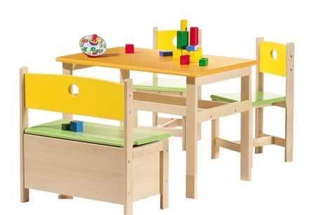 "Geuther Play Furniture Set Pepino -  * With Geuther's play furniture set ""Pepino"" you can create the most wonderful playing opportunities for your child."