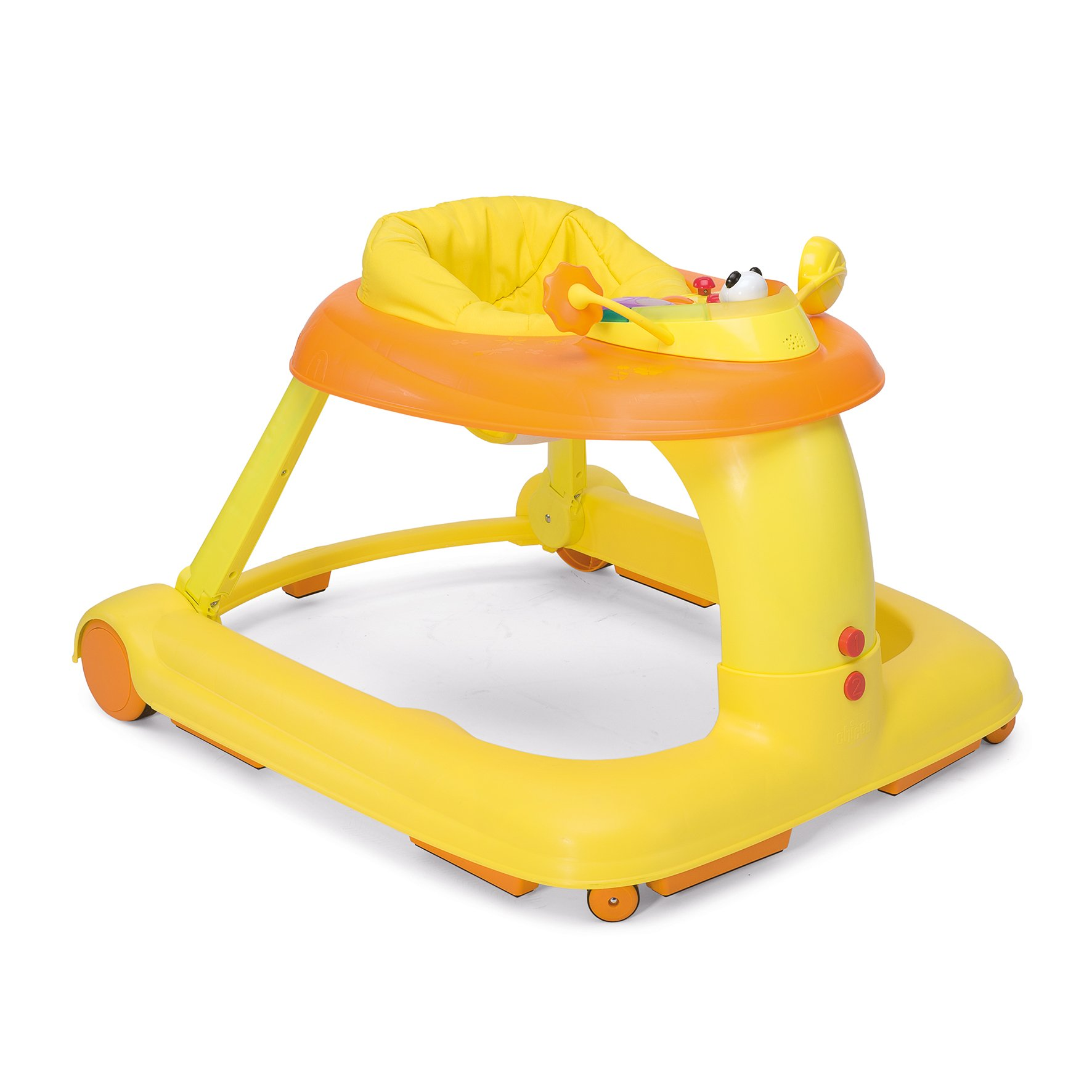 Chicco Baby Walker 1 2 3 2018 Orange Buy at kidsroom
