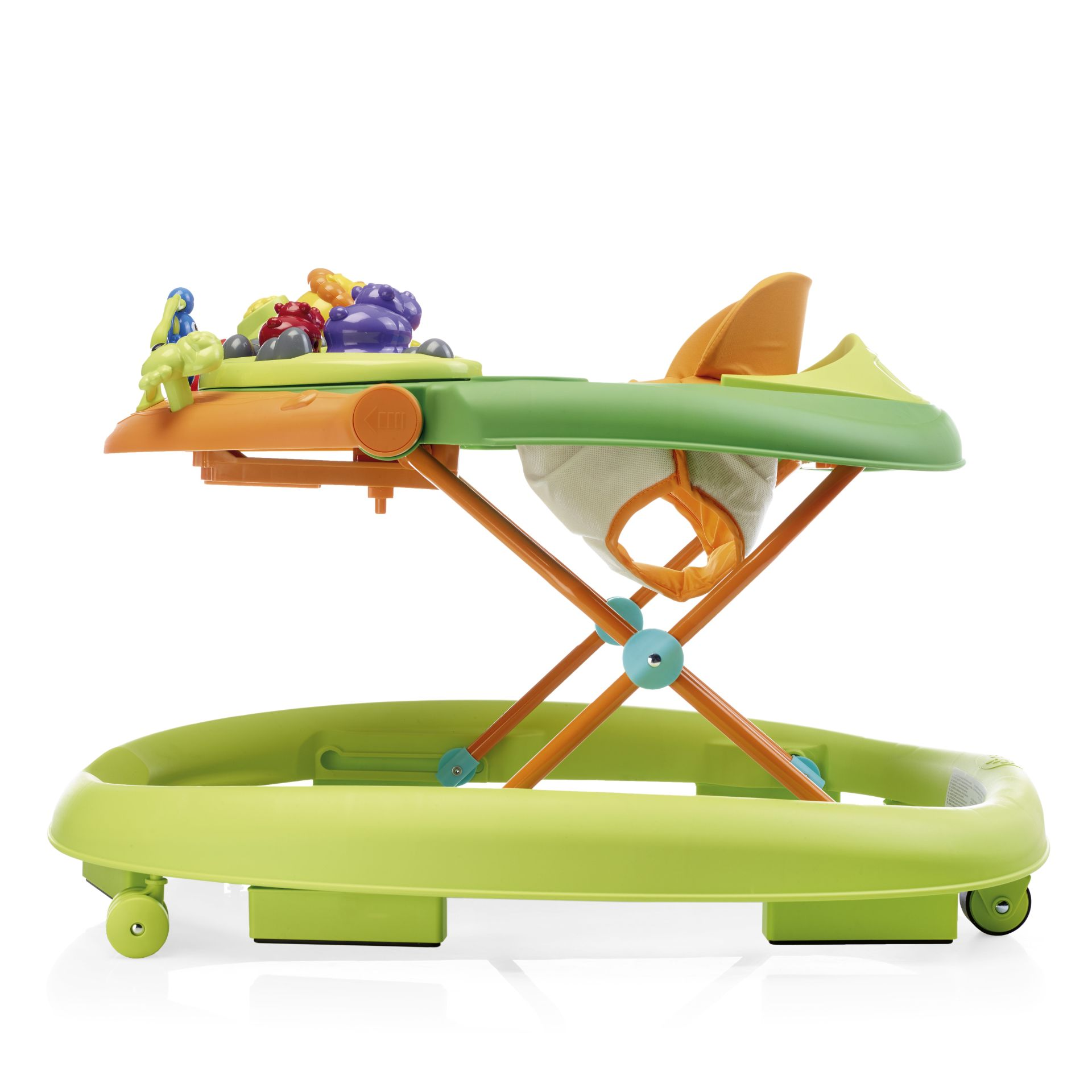 6d7baac959a9 Chicco Baby Walker Walky Talky 2018 Green Wave - Buy at kidsroom ...