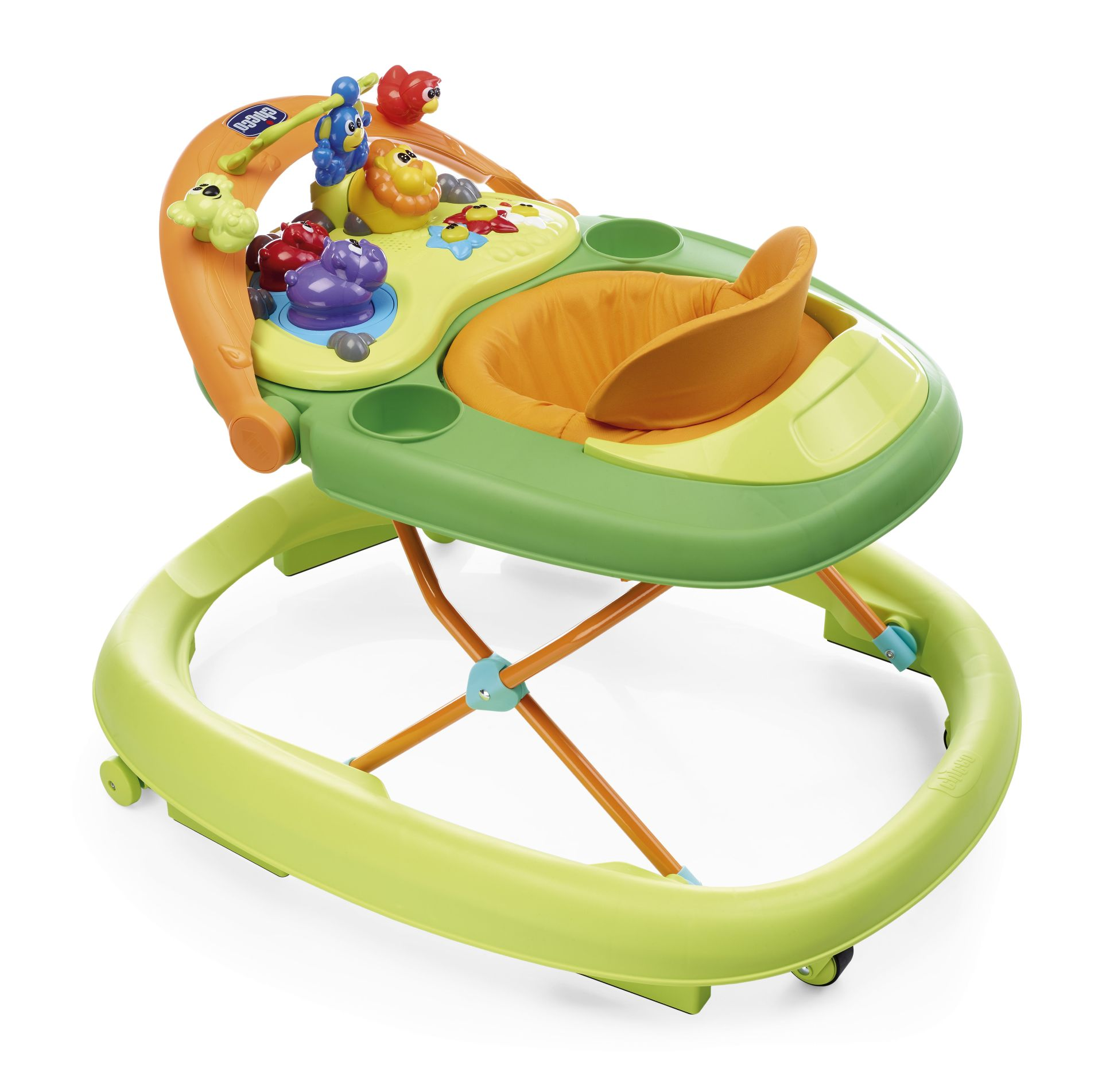 Chicco Baby Walker Walky Talky 2018 Green Wave Buy at kidsroom